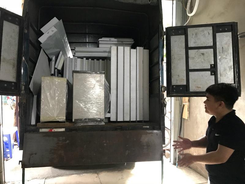 Thi công lắp đặt kho lạnh bảo quản y dược tại Hà Nội